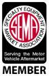 truck bed slide sema logo