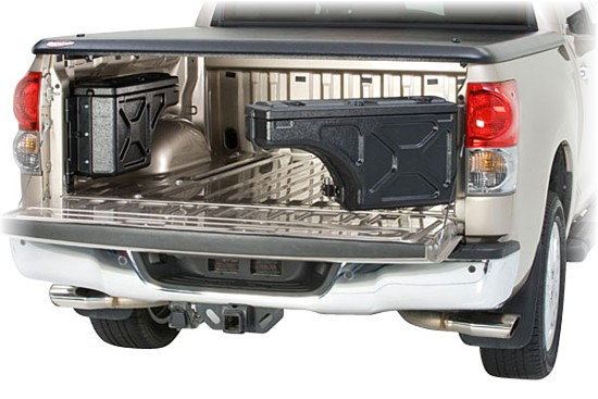 Swing Case Truck Tool Box A Truck Accessory From Undercover